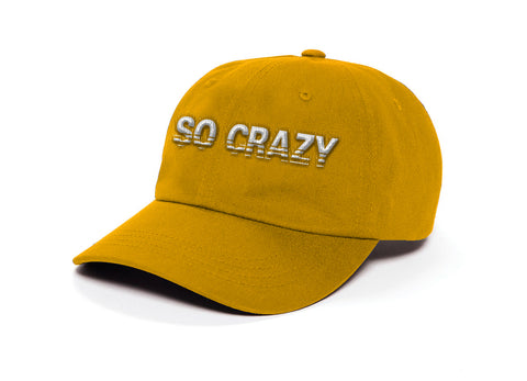 Autographed So Crazy Logo Cap