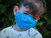 KIDS-FACE MASK HOLDER