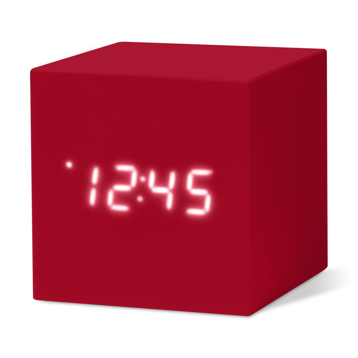 Colour Cube Clocks Alarm Clocks MoMA - der ZEITGEIST