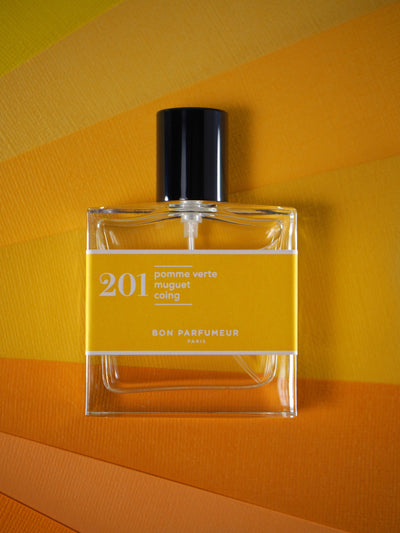 201: Green Apple | Lily of the Valley | Pear Fragrance Bon Parfumeur - der ZEITGEIST