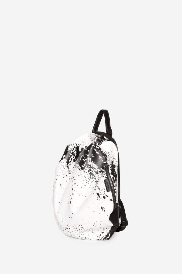 Moselle Printed Leather Backpack Backpack côte&ciel - der ZEITGEIST