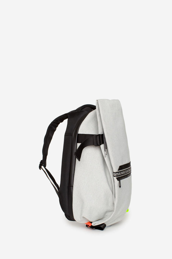 Isar Medium Silver Backpack Backpack côte&ciel - der ZEITGEIST