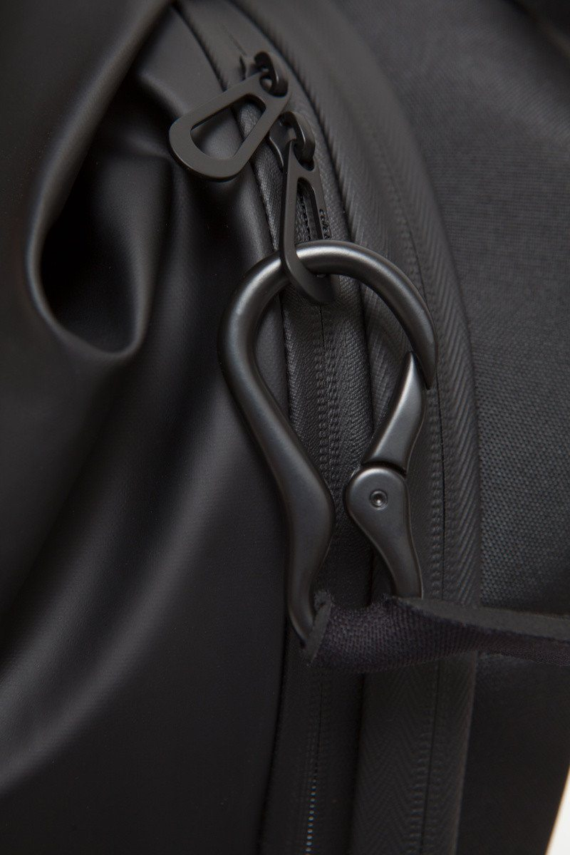Oril L Obsidian Black Backpack