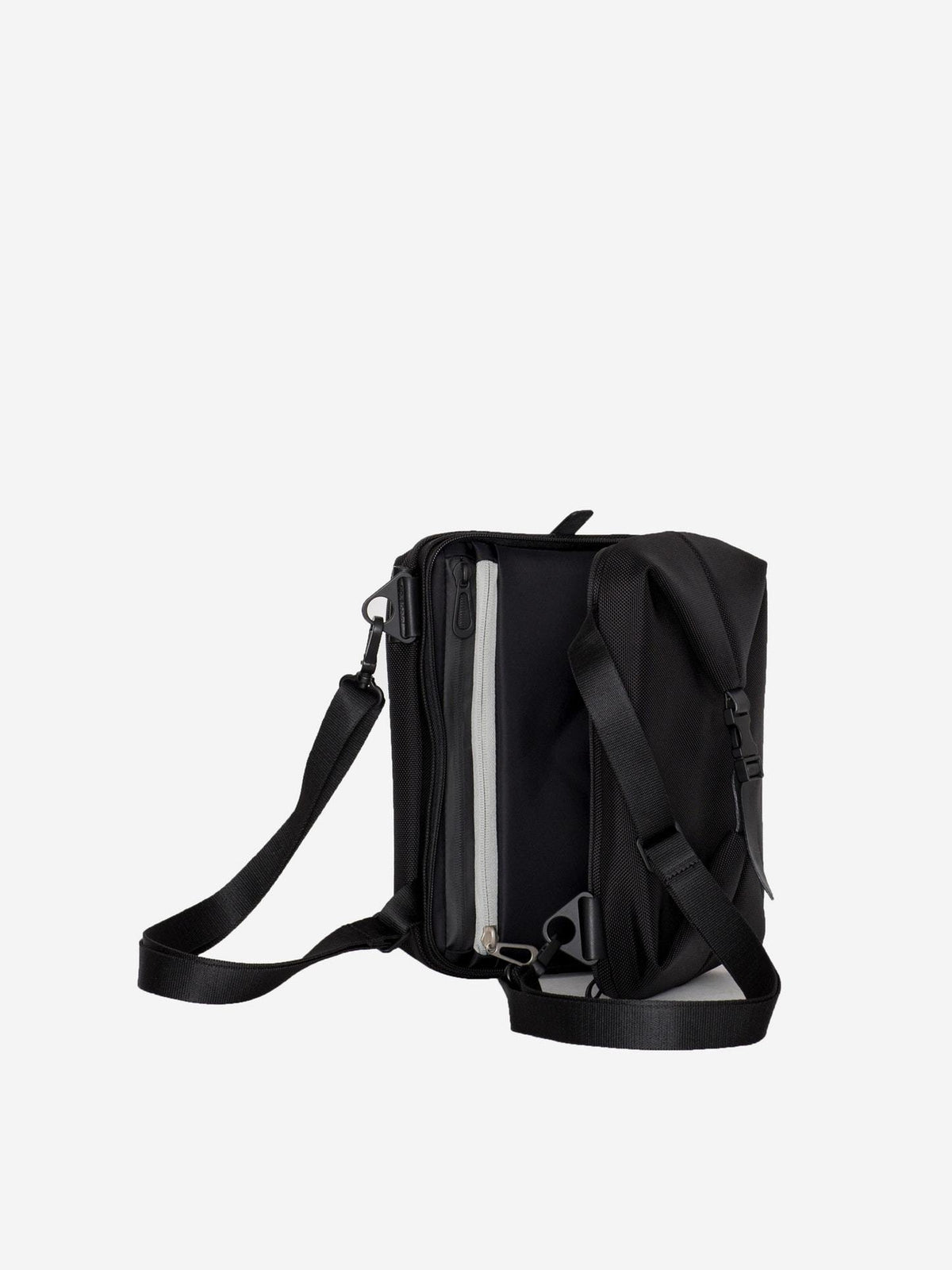 Aar Ballistic Black Backpack