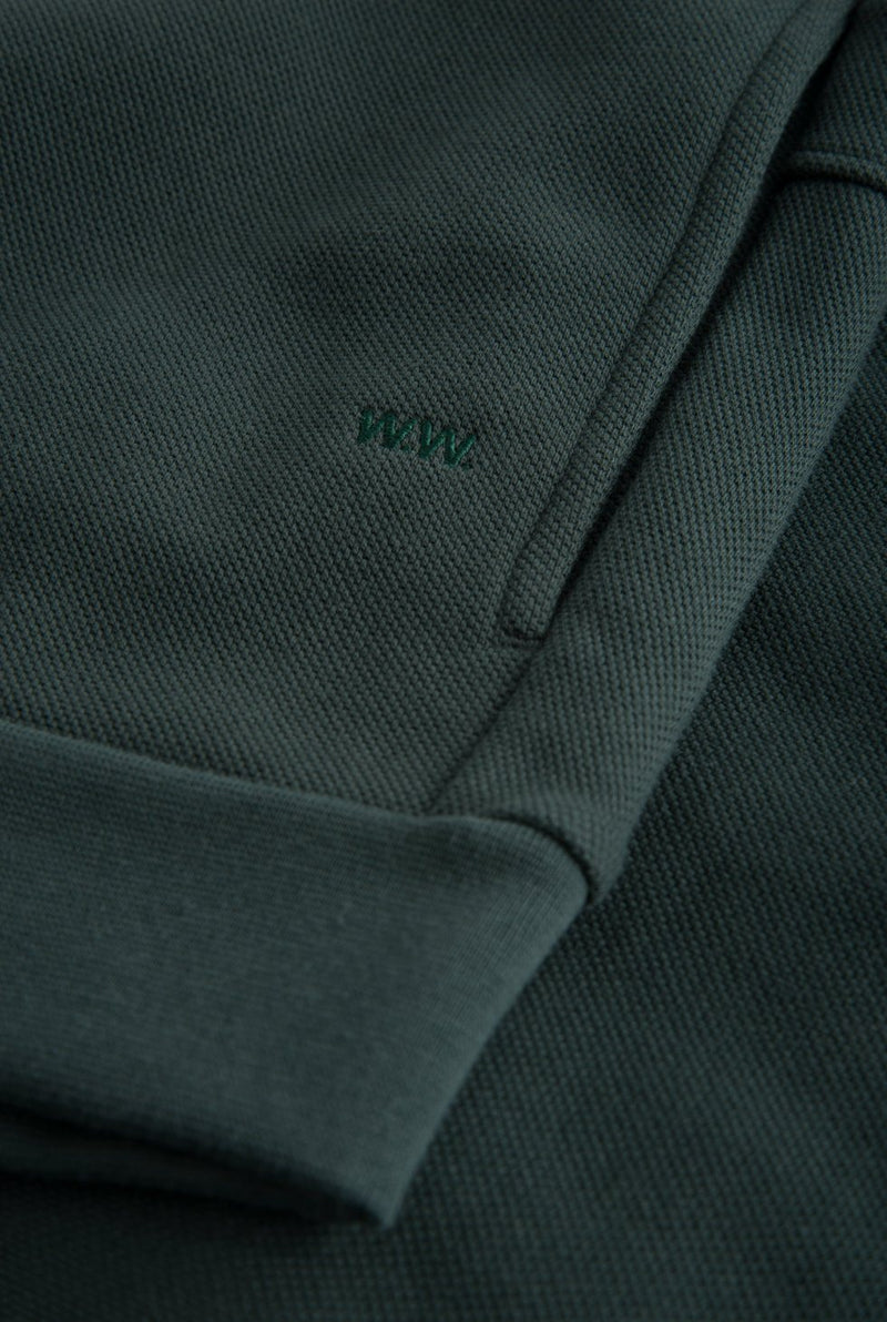 Dixon Jacket Dark Green Jacket Wood Wood - der ZEITGEIST