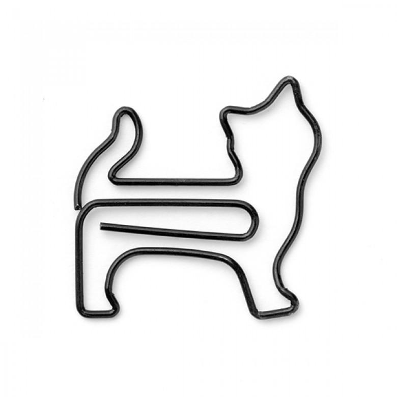 D-Clips Mini - Standing Cat Stationary Midori - der ZEITGEIST