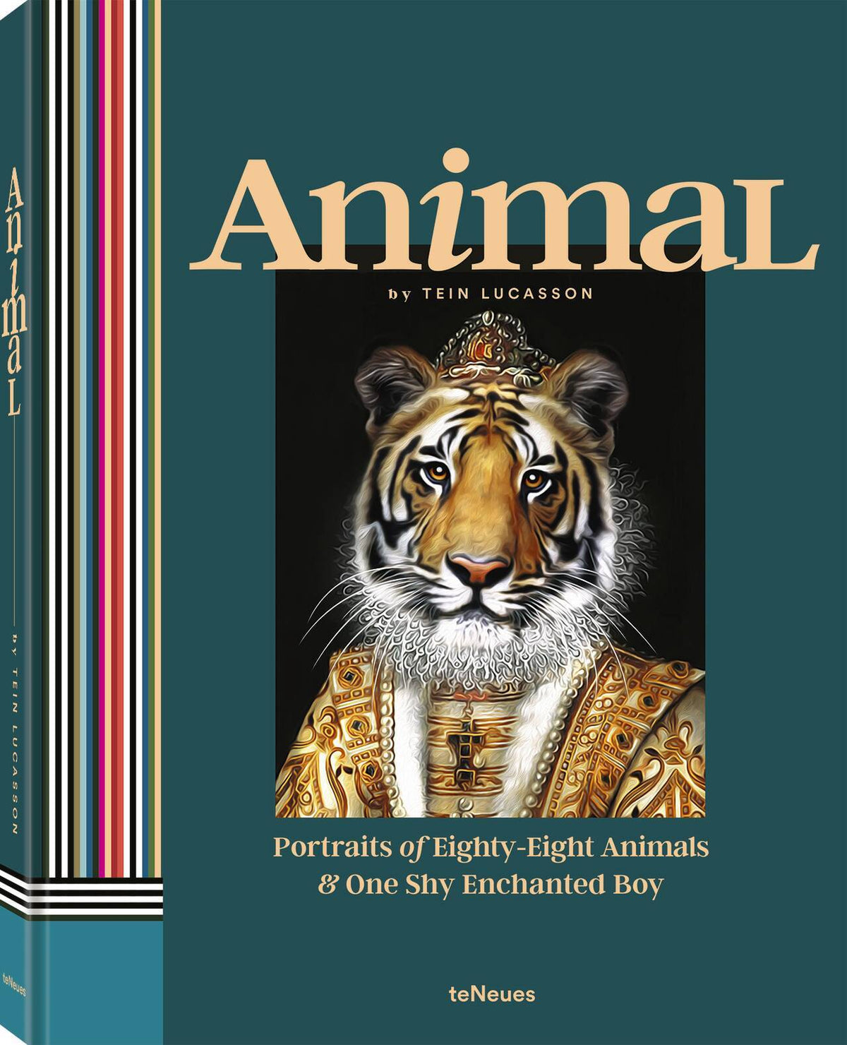Animal -  Portraits of 88 Animals & One Shy Enchanted Boy