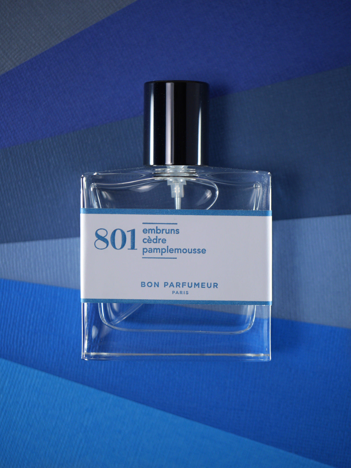 801: Sea Spray | Cedar | Grapefruit Fragrance Bon Parfumeur - der ZEITGEIST
