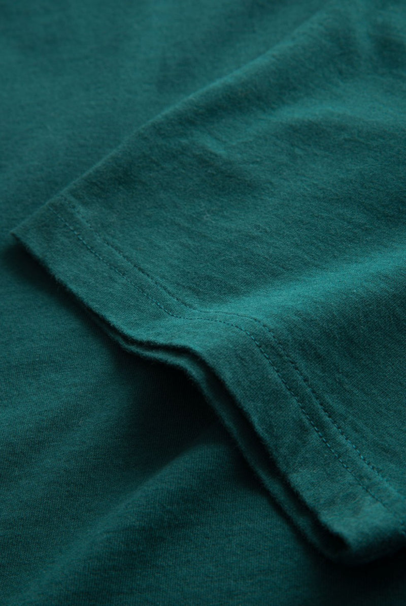 Ace T-Shirt Dark Pine Green T-Shirt Wood Wood - der ZEITGEIST