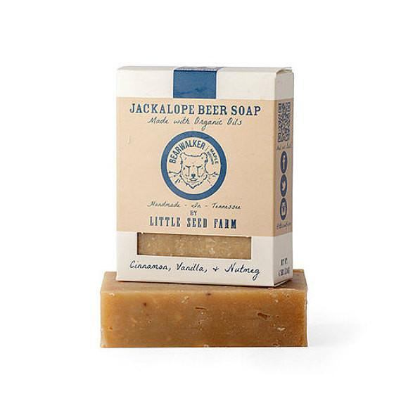Bearwalker Beer Soap Bar (Cinnamon | Vanilla | Nutmeg) Soap Little Seed Farm - der ZEITGEIST