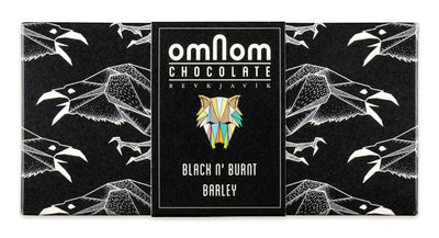 Black n' Burnt Barley Chocolate