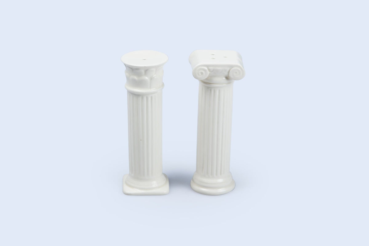 Hestia: Ceramic Salt and Pepper Shakers Kitchen Supplies DOIY - der ZEITGEIST
