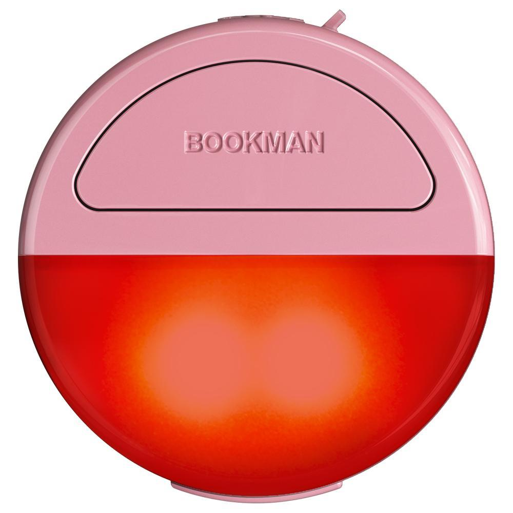Eclipse Wearable Running Light: Pink Wearable Light Bookman - der ZEITGEIST