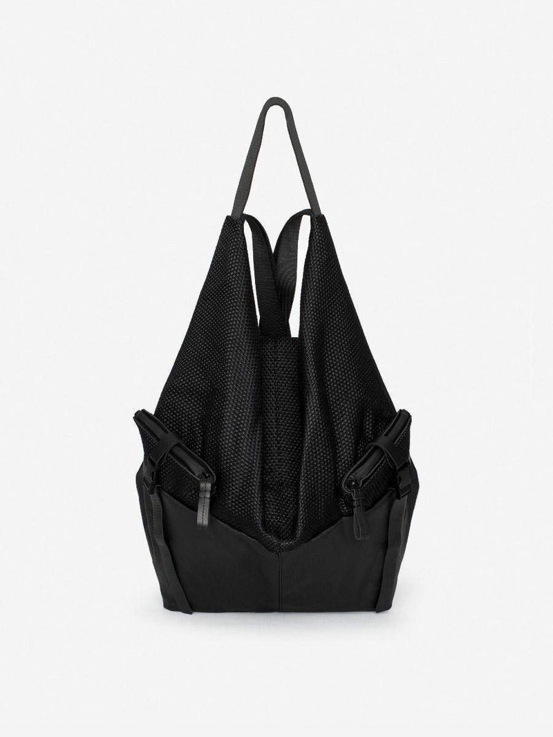Ganges XM Saheki Black Backpack