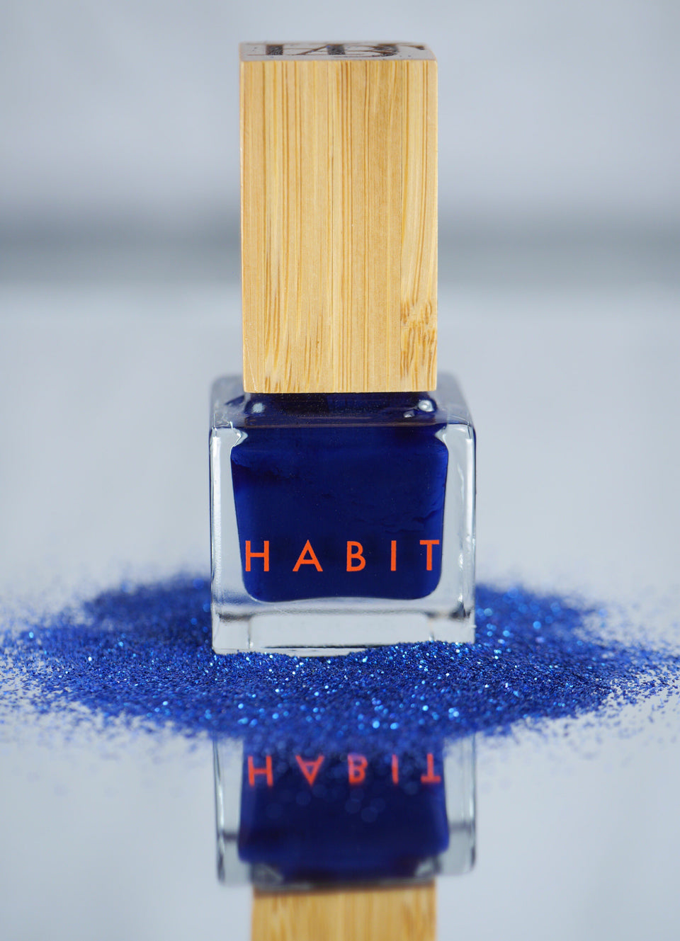 Nail Polish: Deep Sea Nail Polish Habit Cosmetics - der ZEITGEIST