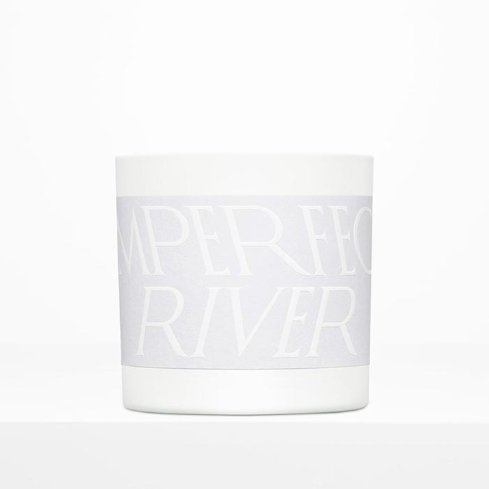 Imperfect River Scented Candle 250g Candle Tobali - der ZEITGEIST