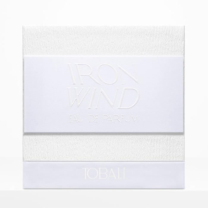Iron Wind Eau de Parfum 50ml Fragrance Tobali - der ZEITGEIST