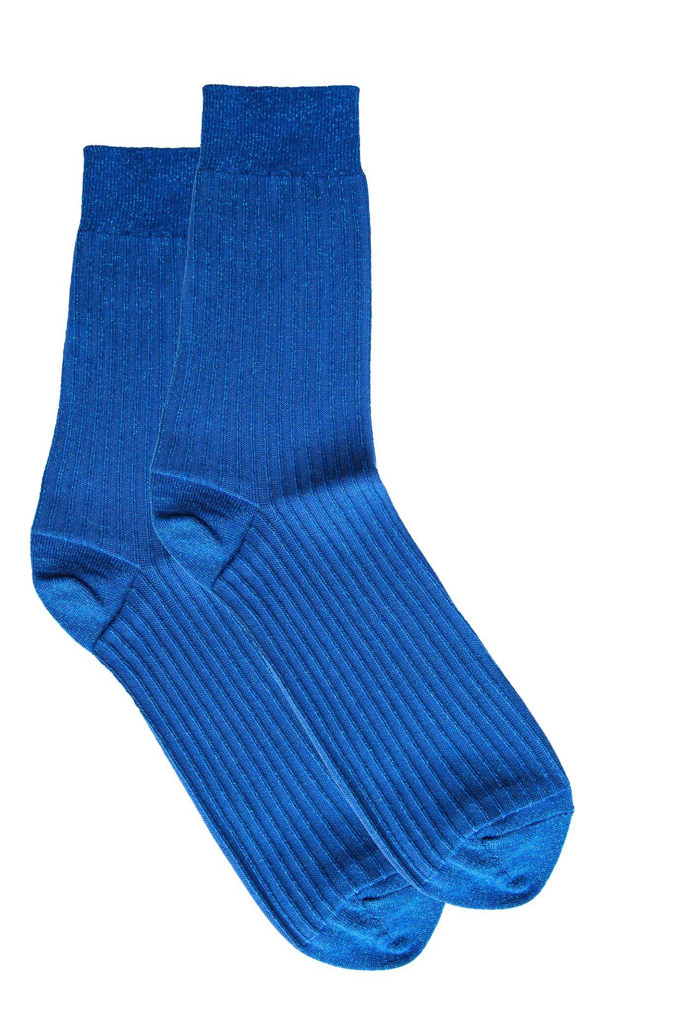 Kim Sock Cobalt Blue Sock MP Crafted Garments - der ZEITGEIST