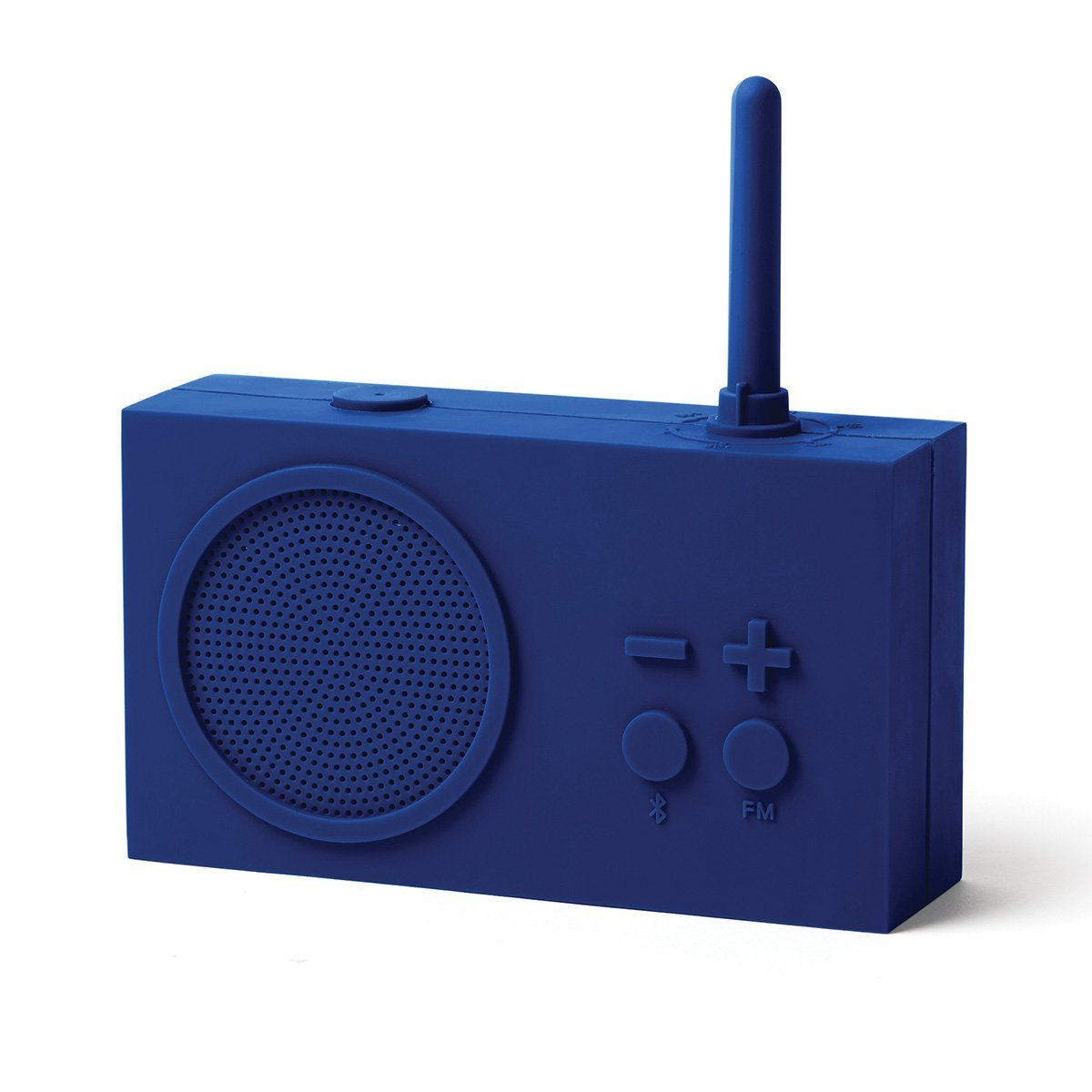 TYKHO 3 FM Radio + Bluetooth Speaker - Dark Blue