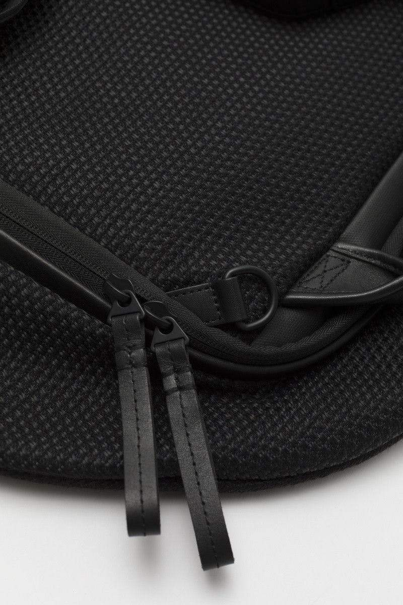 Moselle Saheki Black Backpack Backpack côte&ciel - der ZEITGEIST