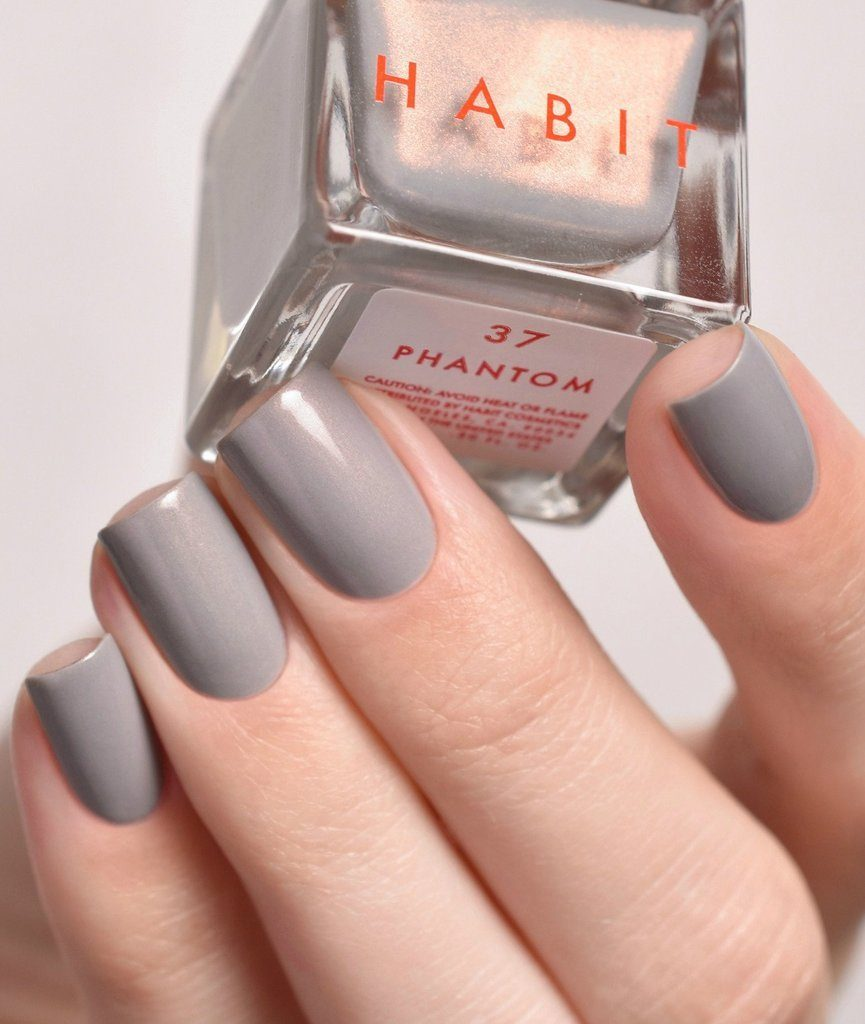 Nail Polish: Phantom Nail Polish Habit Cosmetics - der ZEITGEIST