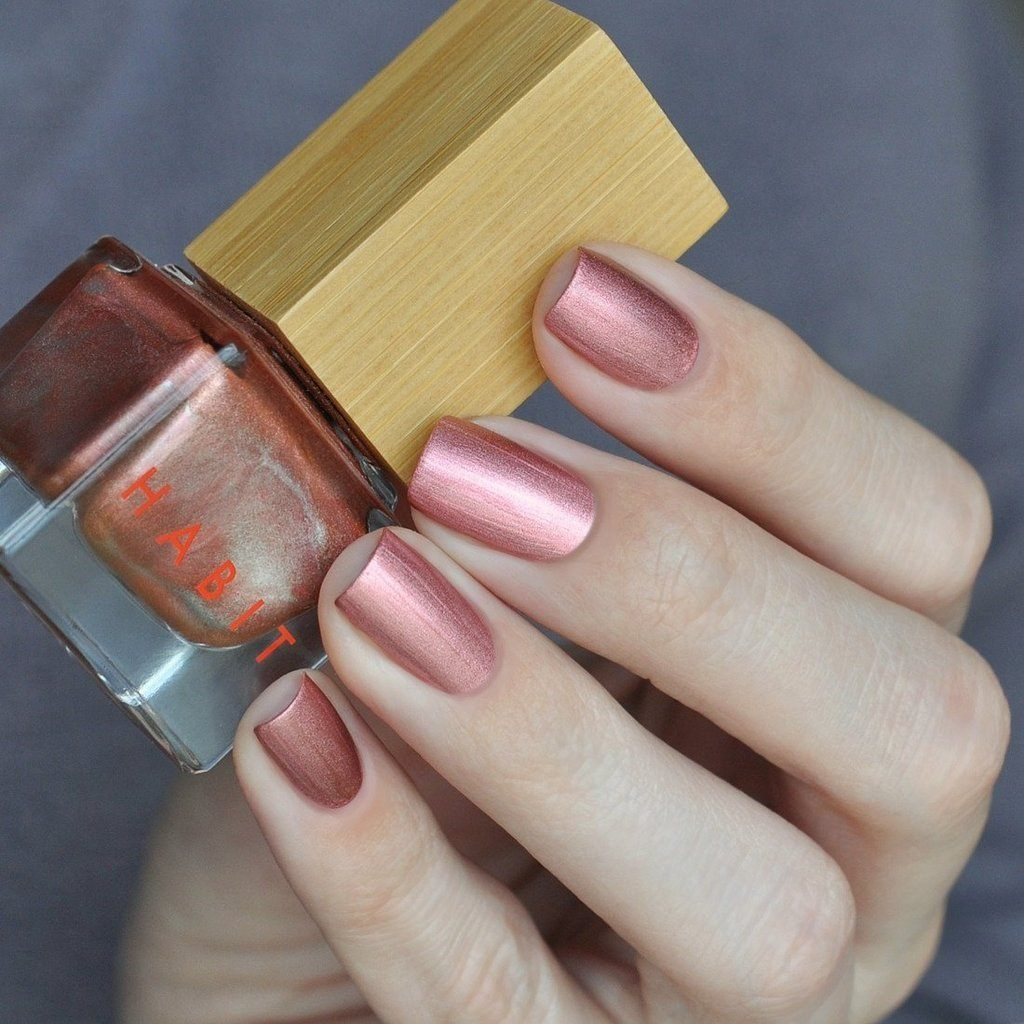 Serpentine Fire Nail Polish Habit Cosmetics - der ZEITGEIST