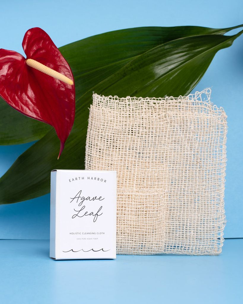 AGAVE LEAF Holistic Cleansing Cloth