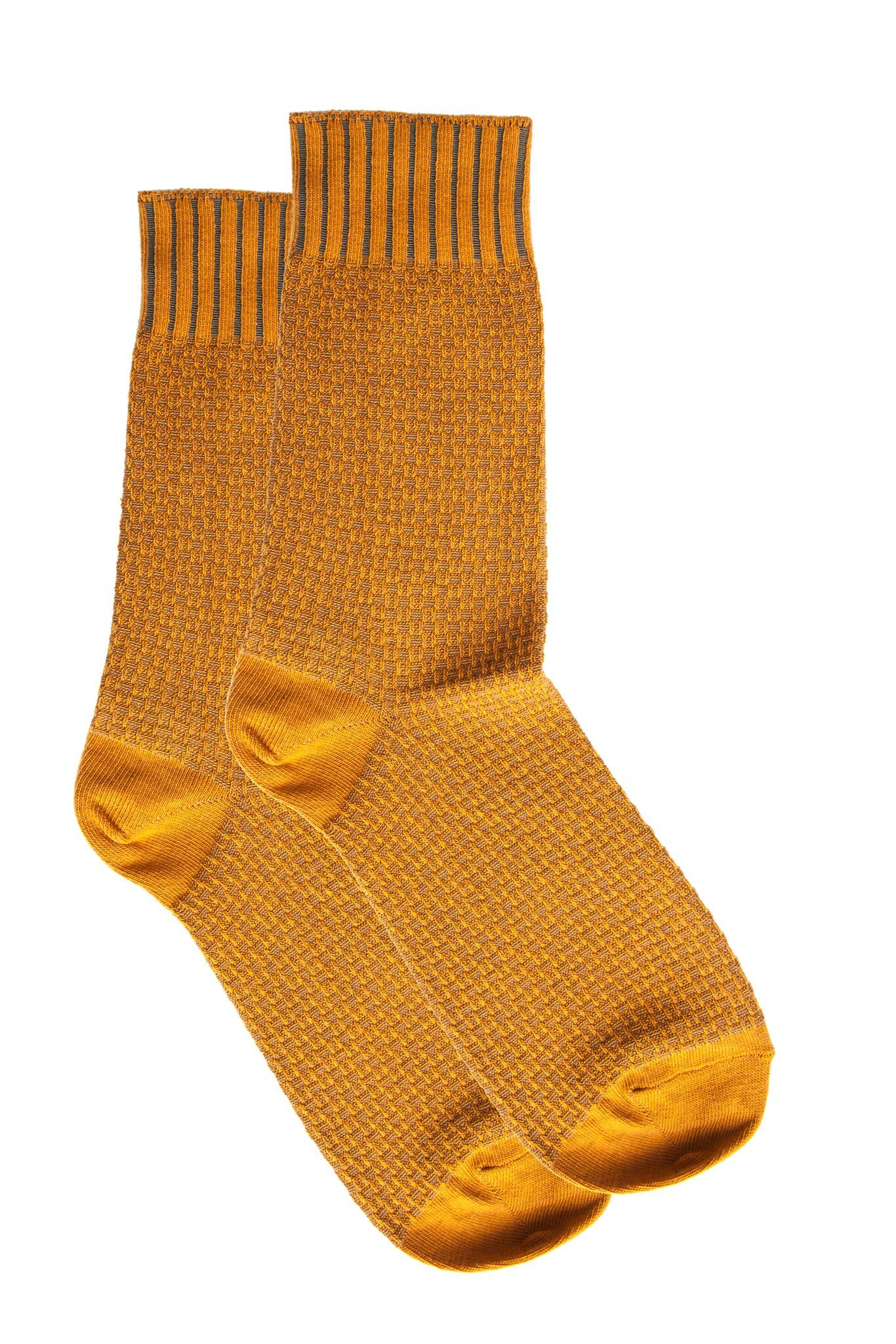 Sparks Sock Dark Honey Sock MP Crafted Garments - der ZEITGEIST
