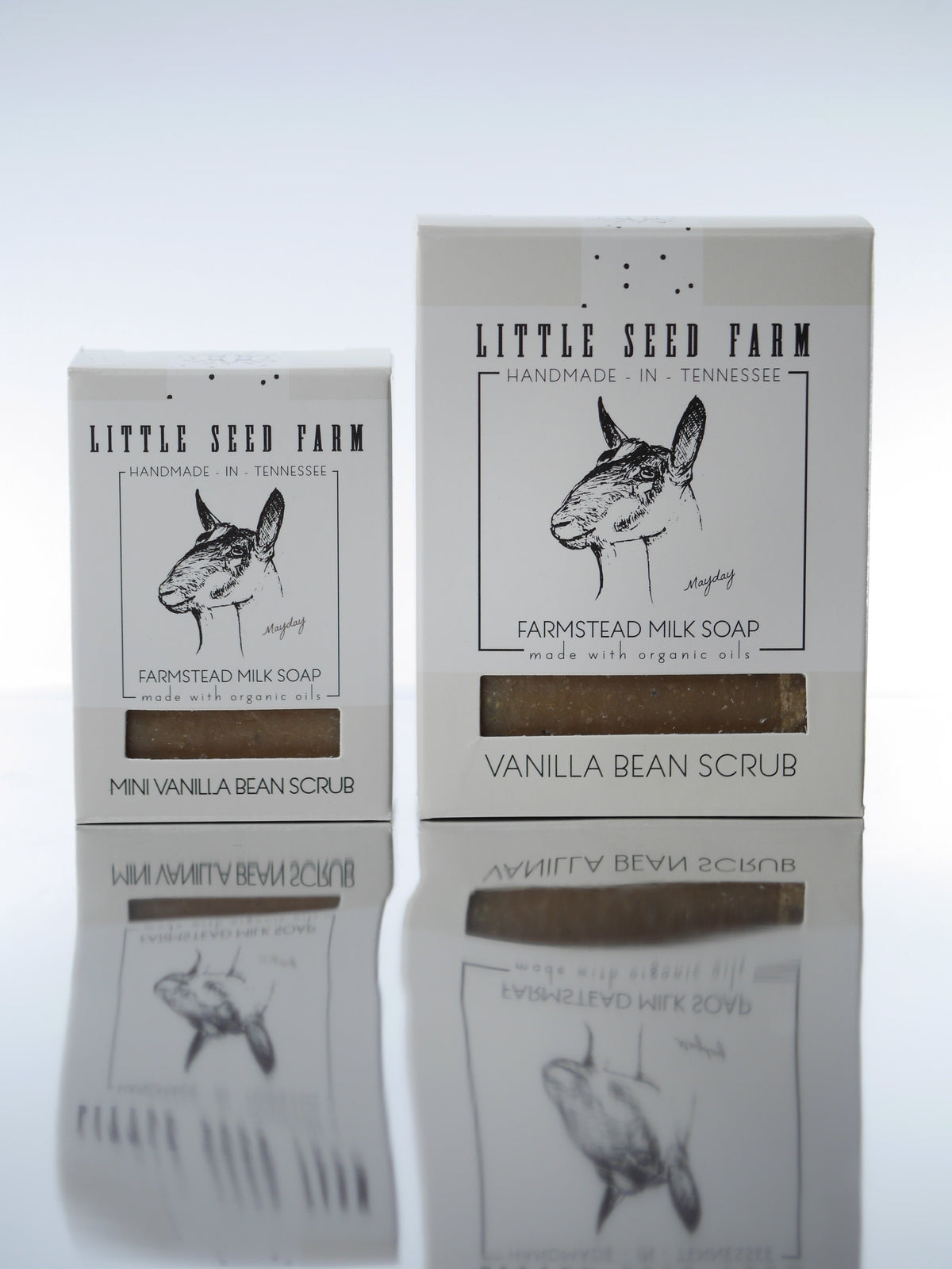 Vanilla Bean Soap Bar Soap Little Seed Farm - der ZEITGEIST