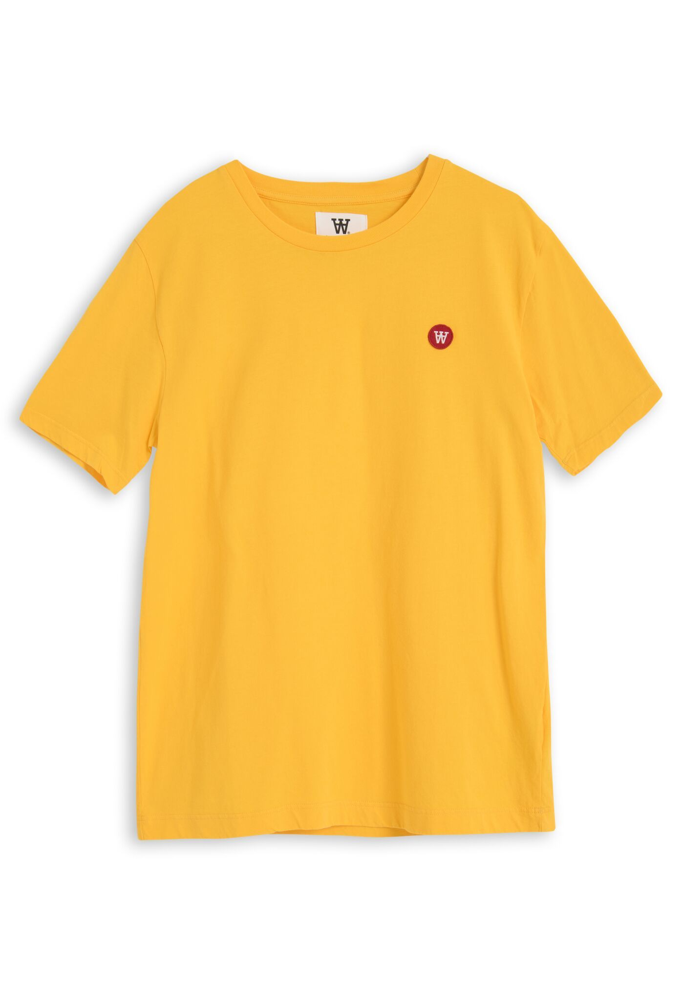 Ace T-Shirt Yellow T-Shirt Wood Wood - der ZEITGEIST