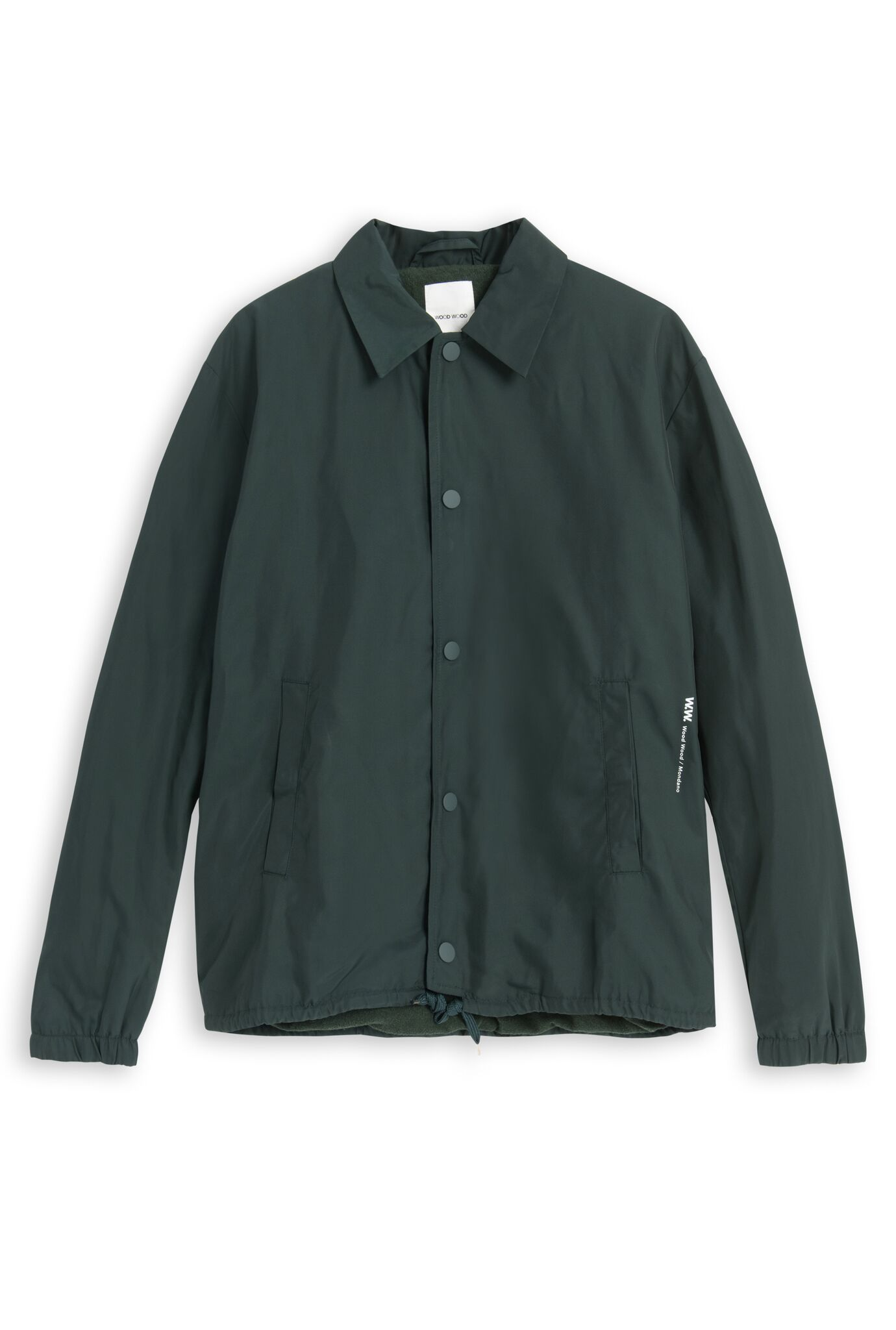 Kael Jacket Dark Green Jacket Wood Wood - der ZEITGEIST