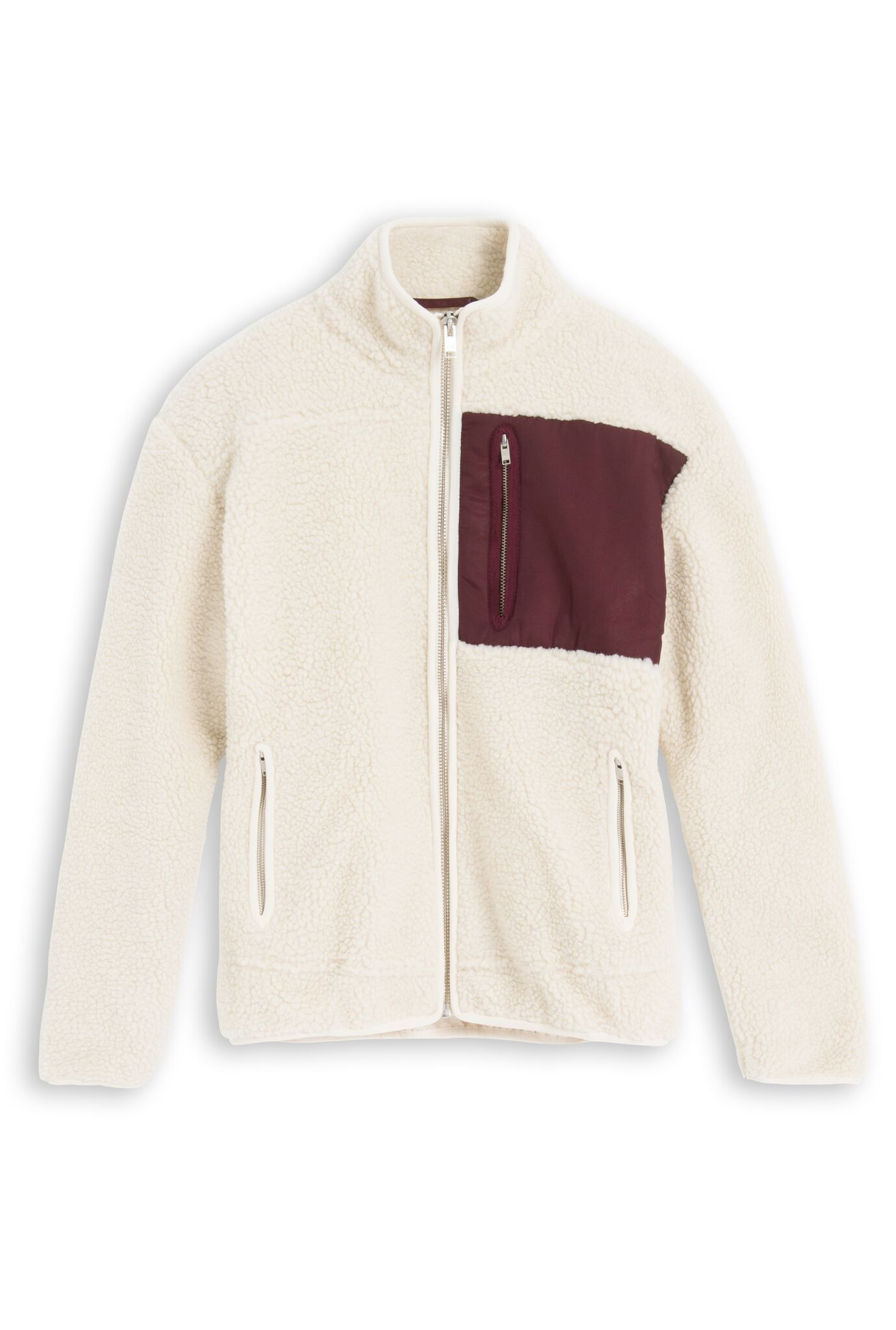 Mauro Jacket Off White Jacket Wood Wood - der ZEITGEIST