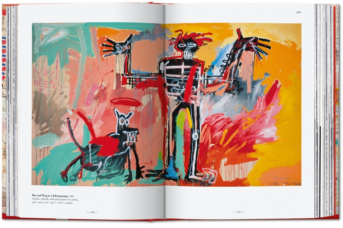 Basquiat - 40th Anniversary Limited Edition