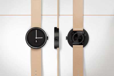 Classic Neu Black Watch Watches AÃRK Collective - der ZEITGEIST