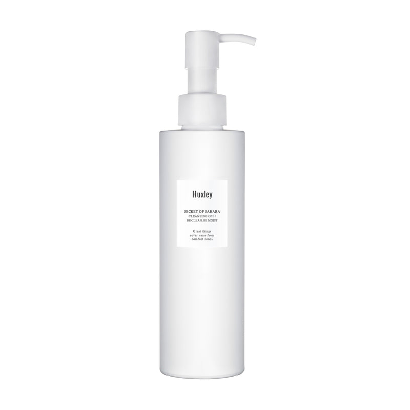Cleansing Gel Cleanser Huxley - der ZEITGEIST