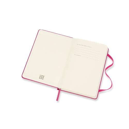 12-Month Weekly Pocket Notebook Planner 2021 - Pink