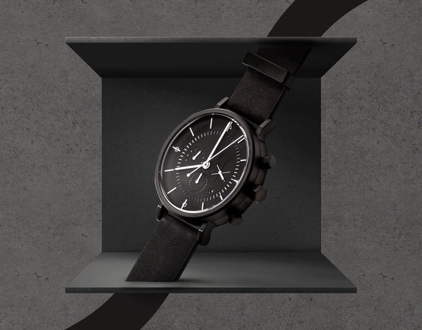 Eon Black Watch Watches AÃRK Collective - der ZEITGEIST
