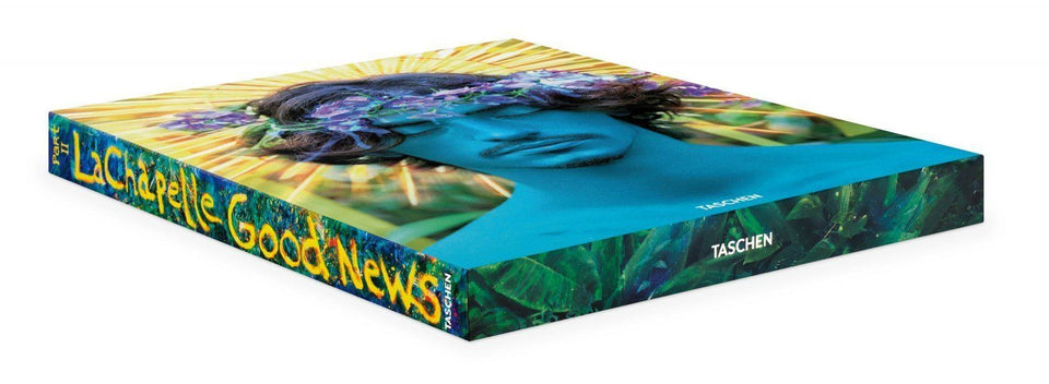 David LaChapelle. Good News. Part II Books Taschen - der ZEITGEIST