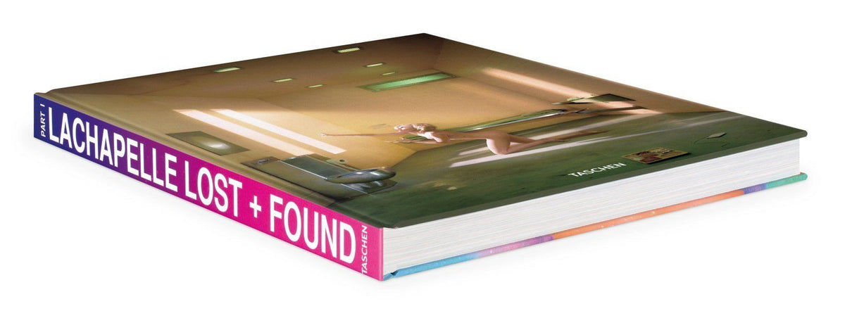 David LaChapelle. Lost + Found. Part I Books Taschen - der ZEITGEIST