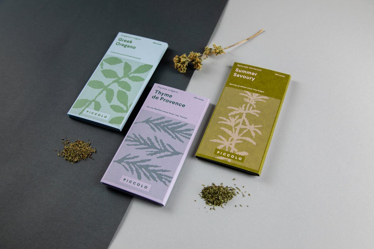 Herbes de Provence Seed Collection