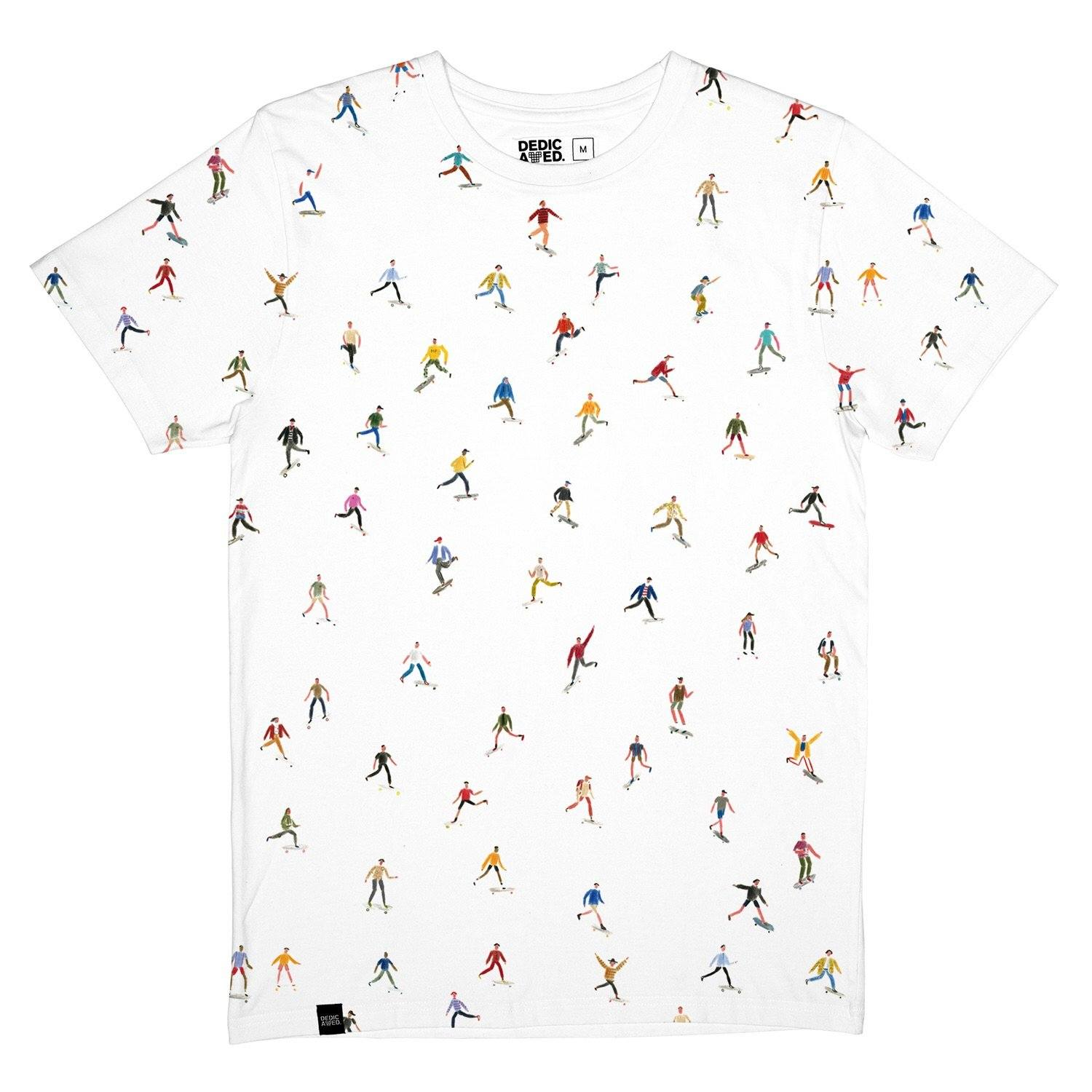 Stockholm: Skaters T-Shirt DEDICATED - der ZEITGEIST