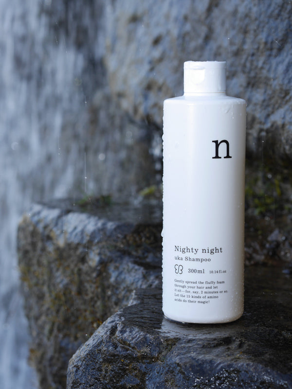 Nighty Night Shampoo Hair Care uka - der ZEITGEIST