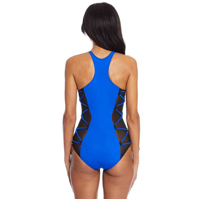 Launch Swimsuit Cobalt Swimwear Chromat - der ZEITGEIST