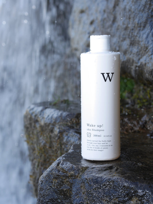 Wake Up! Shampoo Hair Care uka - der ZEITGEIST