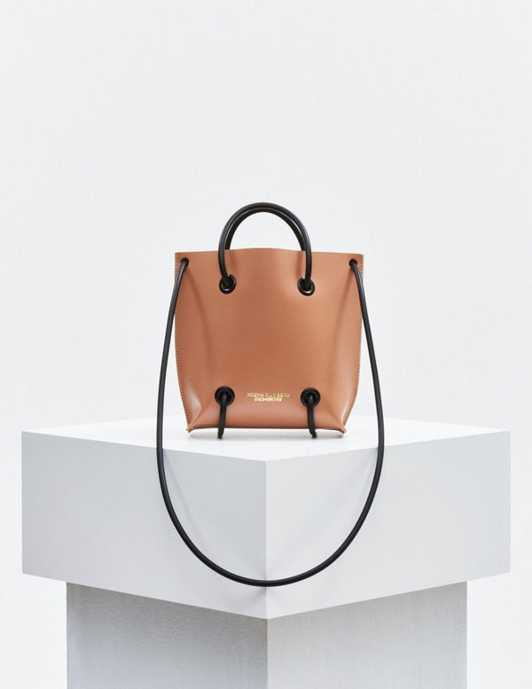 The Utility: Nude (Limited Edition) Handbag Kozha Numbers - der ZEITGEIST