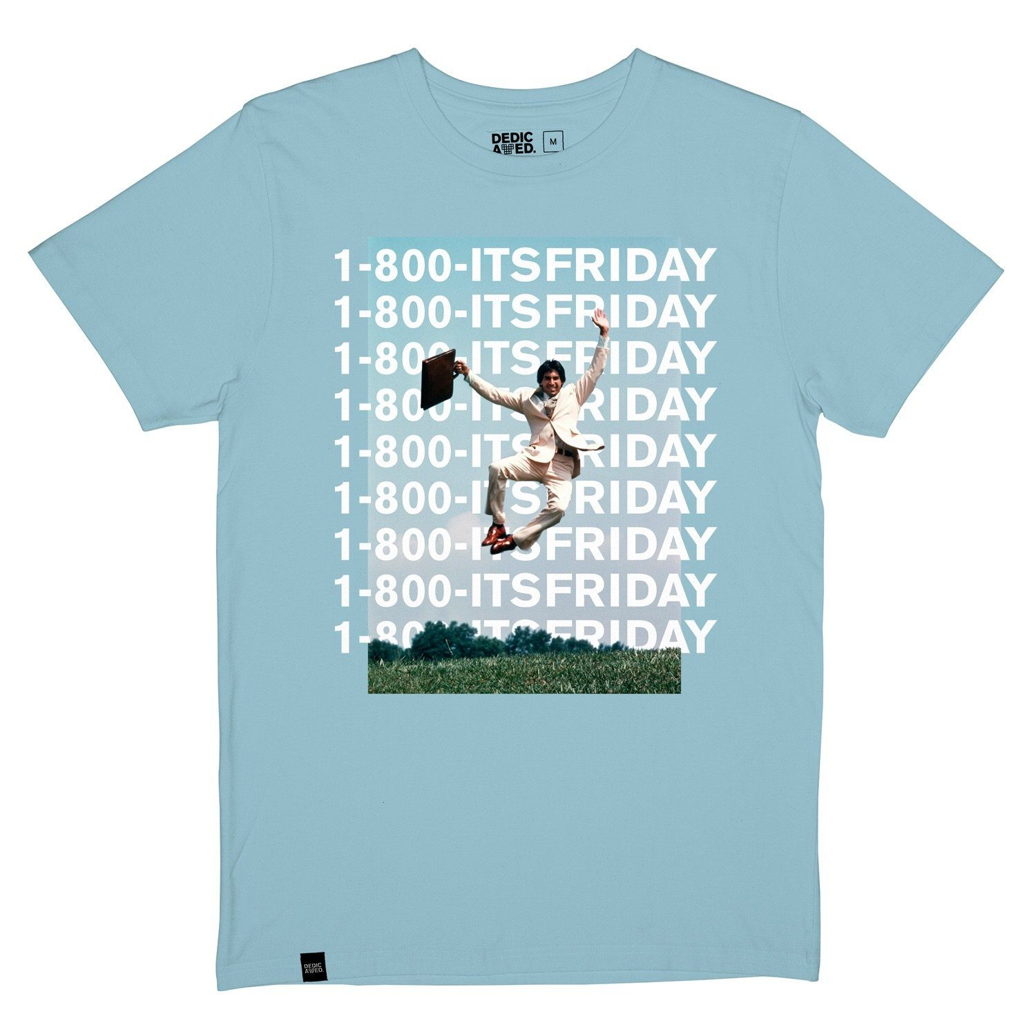 Stockholm: It's Friday T-Shirt DEDICATED - der ZEITGEIST