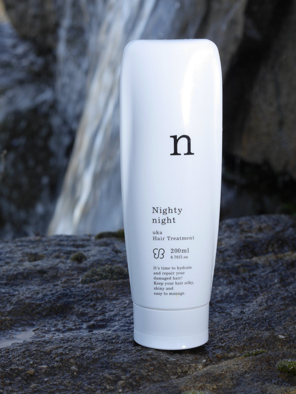 Nighty Night Hair Treatment Hair Care uka - der ZEITGEIST