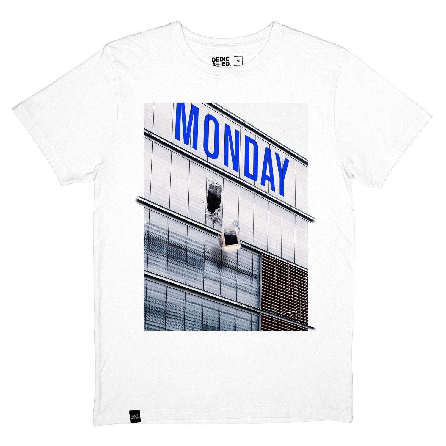 Stockholm: Monday Rage T-Shirt DEDICATED - der ZEITGEIST
