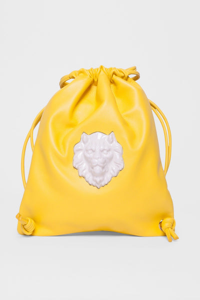 Sac Lion Yellow Backpack Backpack Andres Gallardo - der ZEITGEIST