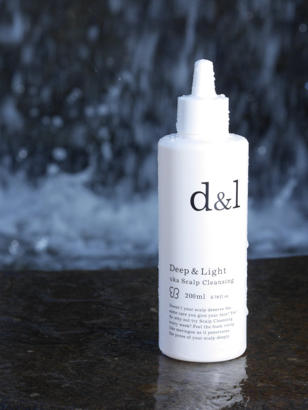 Scalp Cleansing Deep & Light Hair Care uka - der ZEITGEIST